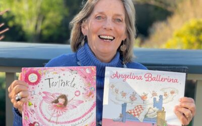 A Look into the Journey to Angelina Ballerina: My Conversation with Katharine Holabird